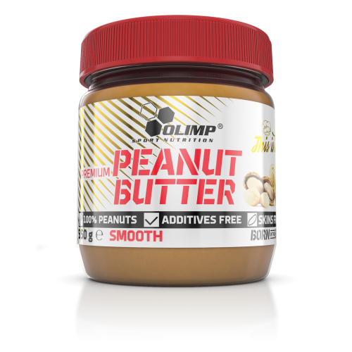 PEANUT BUTTER 350g - Olimp Sport Nutrition