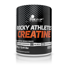 Rocky Athletes CREATINE 200g - Olimp Sport Nutrition