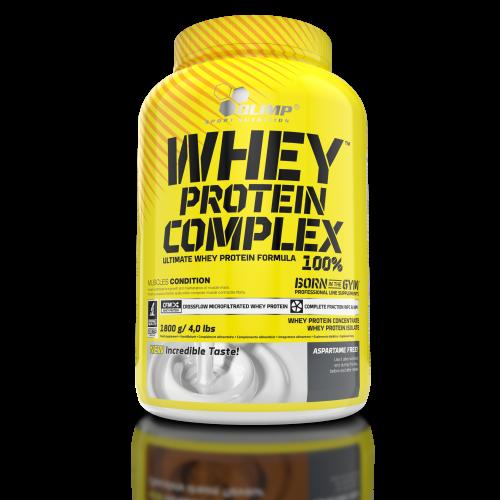 Whey Protein Complex 100% 1800g - Olimp Sport Nutrition
