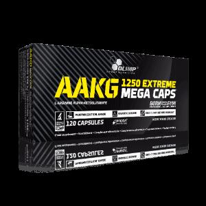 AAKG 1250 EXTREME 120 MEGA CAPS - Olimp Sport Nutrition