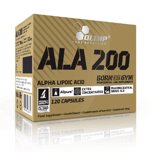 ALA 200 - Olimp Sport Nutrition