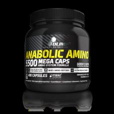 ANABOLIC AMINO 5500 MEGA CAPS - Olimp Sport Nutrition