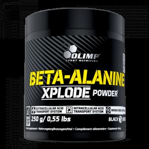 Beta-Alanine Xplode Powder 250 g - Olimp Sport Nutrition