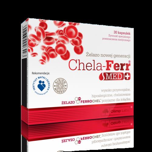 Chela-Ferr Med - Olimp Sport Nutrition