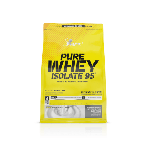 Pure Whey Isolate 95 600g - Olimp Sport Nutrition