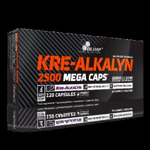 Kre-Alkalyn 2500 Mega Caps - Olimp Sport Nutrition