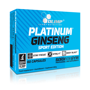 Platinum Ginseng 550 60 caps - Olimp Sport Nutrition
