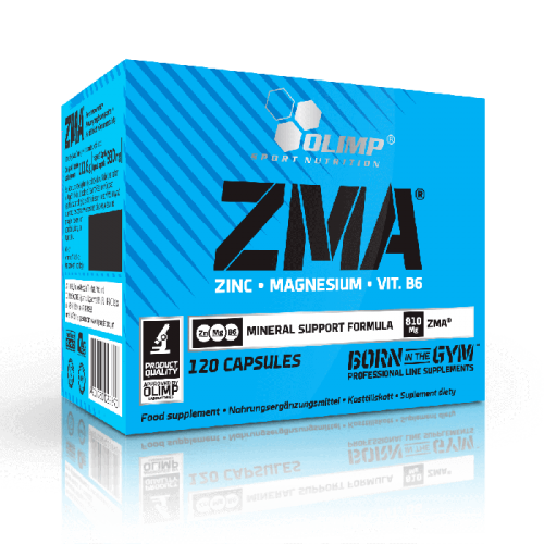 ZMA 120 caps - Olimp Sport Nutrition