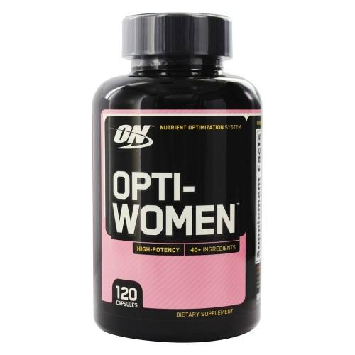 OPTIWOMEN 120 caps - Optimum Nutrition