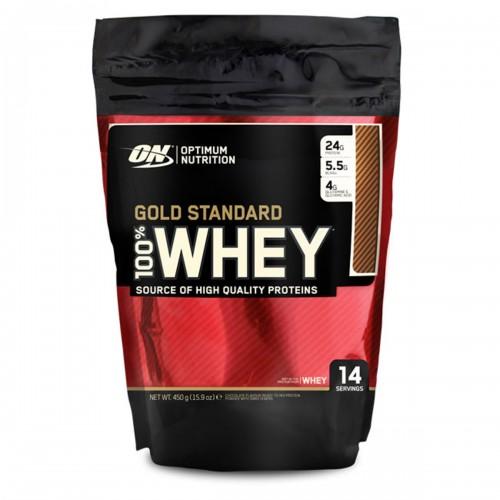 Gold Standard 100% Whey 450g - Optimum Nutrition