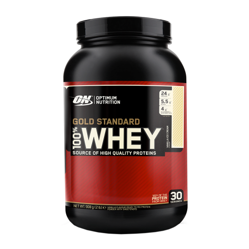 Gold Standard 100% Whey 908g - Optimum Nutrition