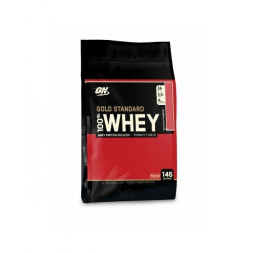 Gold Standard 100% Whey 4540g - Optimum Nutrition