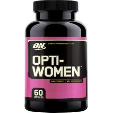 OPTIWOMEN 60 caps - Optimum Nutrition