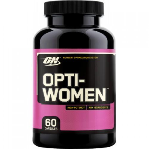 OPTIWOMEN 60 caps - Optimum Nutrition