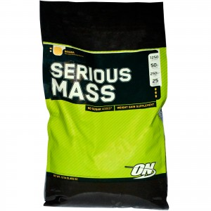 Serious Mass 5455g - Optimum Nutrition