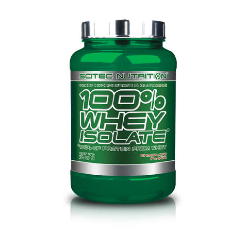 100% WHEY ISOLATE 2000g - Scitec Nutrition