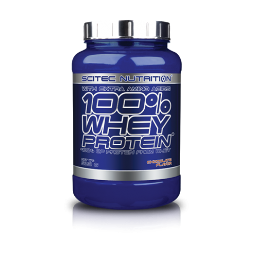 100% WHEY PROTEIN 920g - Scitec Nutrition
