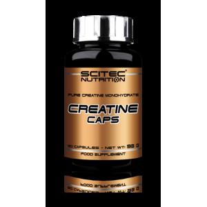 CREATINE MONOHYDRATE 120 caps - Scitec Nutrition