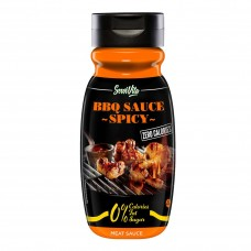 Zero calories BBQ SAUCE SPICY - Servivita