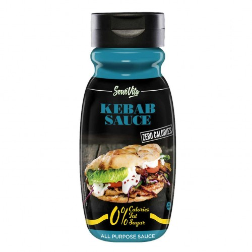 Zero calories KEBAB SAUCE - Servivita