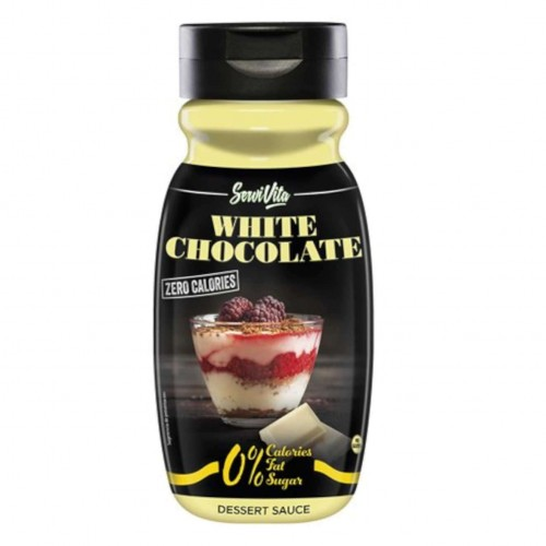 Zero calories WHITE CHOCOLATE - Servivita