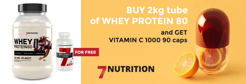 Free vitamin C 90 caps