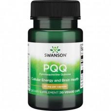 PQQ 30 caps 20 mg - Swanson