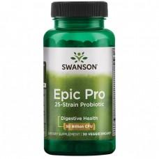 Epic Pro 25-Strain Probiotic - Swanson