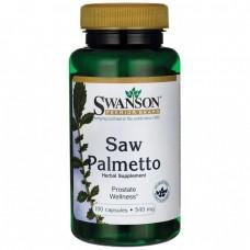 Saw Palmetto 540 mg - Swanson